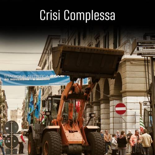 """""""Crisi Complessa"""" fruibile a tutti il documentario di Mimmo Lombezzi e Mario Molinari"""