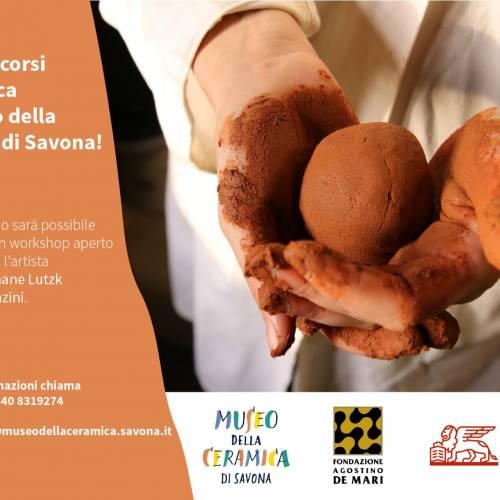 Al via i corsi di ceramica presso il Museo della Ceramica di Savona