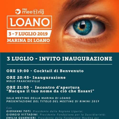 Pre Meeting 2019 – Loano
