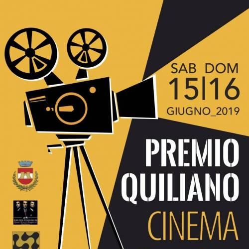 Premio Quiliano Cinema 2019