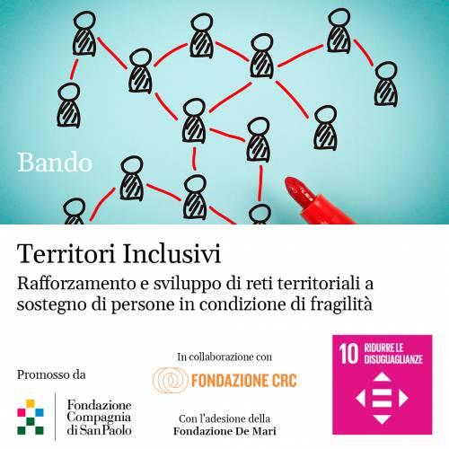 Bando Territori Inclusivi
