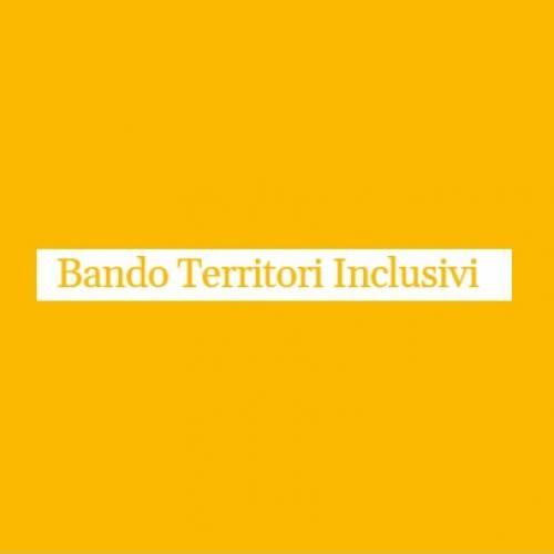 Esiti Bando Territori Inclusivi