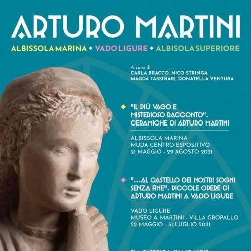 Ceramiche e sculture di Arturo Martini tra Albisola e Vado Ligure